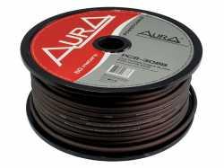 Aura PCS-308B силовой кабель 8AWG (8мм2) чёрный