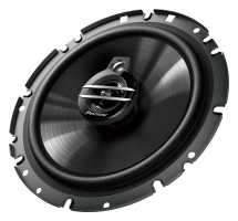 Pioneer TS-G1730F 3-х полосная коаксиальная акустика 16.5см