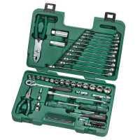 Sata набор инструмента 56 предметов 09509