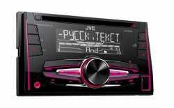 JVC KW-R520 автомагнитола 2 DIN