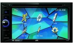 JVC KW-V12 автомагнитола 2 DIN