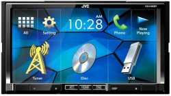 JVC KW-V420BT автомагнитола 2 DIN