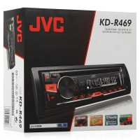 JVC KD-R469EY автомагнитола
