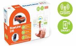 StarLine S96 BT GSM автосигнализация с автозапуском
