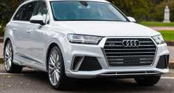 Гарант Форт 01001.N замок на руль бесштыревой для Audi Q7 2015-
