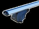 Lux Классик багажник с дугами 1,2м аэро 52 для а/м с рейлингами