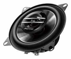 Pioneer TS-G1020F 2-х полосная коаксиальная акустика 10см