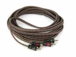 Aura RCA-0250 межблочный кабель RCA 5м