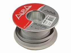 Aura ASB-S512 полиэстровый рукав серебро 5-12мм