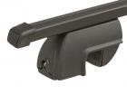 Lux БЭЛТ багажник с дугами 1,2м стандарт для а/м с рейлингами