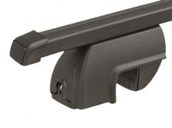 Lux БЭЛТ багажник с дугами 1,3м стандарт для а/м с рейлингами