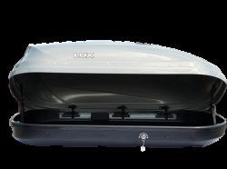 Lux Flagman серый металлик 370л бокс 844116