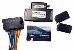 Pandora DXL 3910 PRO автосигнализация с автозапуском