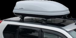 Lux 600 серый металлик 440л бокс 695163