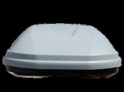 Lux Flagman серый матовый 370л бокс 844109