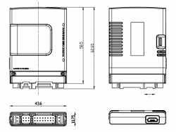 Pandect X-1900 автосигнализация с автозапуском