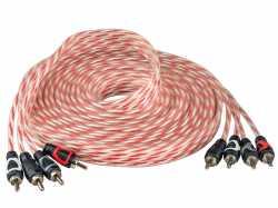Aura RCA-A154 межблочный кабель RCA 5м