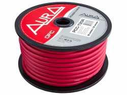 Aura PCC-T20R медный силовой кабель 4WG (20мм2) красный