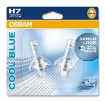 H7 Osram 12V-55W 2шт 64210 CB-02B