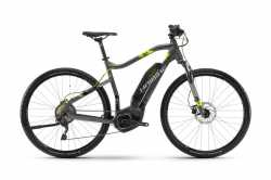 HaiBike SDURO Cross 4.0 men 400Wh 10-Sp Deore sz.XL 4540282860 YWC электровелосипед
