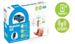 StarLine S66 BT GSM автосигнализация