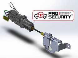 Prosecurity Lock для Renault, Nissan, Lada 5175