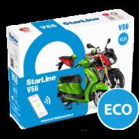 StarLine V66 ECO Moto