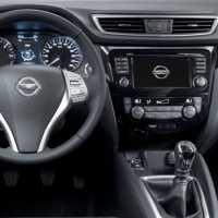 рамка для магнитолы Metra intro RNS-N10A для Nissan Qashqai 2014+ 2 DIN