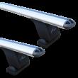 Lux комплект с аэродинамическими дугами 1.3 м 53 мм аэро-классик Doblo01 + 2 стойки Fiat Doblo