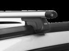 Nord Integra-3 багажник с дугами 1,2м в пластике для а/м Opel с низким рейлингом 4620002694777