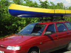 Муравей крепление для перевозки лодок