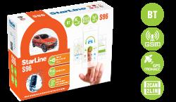 StarLine S96 BT GSM-GPS автосигнализация с автозапуском