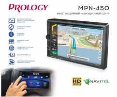 Prology MPN-450 автомагнитола 2DIN
