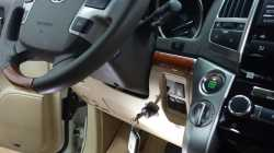 Гарант Форт 38005.N замок на руль бесштыревой для Toyota Camry 16+