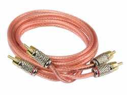 Aura RCA-2212 межблочный кабель RCA 1м
