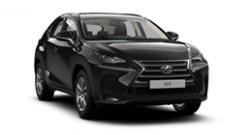 Гарант Форт 25002.N Lexus NX 2014+m ЭЛУР