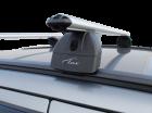 Lux багажник с дугами 1,2м аэро 52 Mitsubishi Eclipse Cross 2017+ на низкий рейлинг