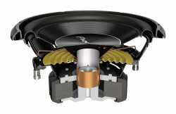 Pioneer TS-A250D4 сабвуфер 25см