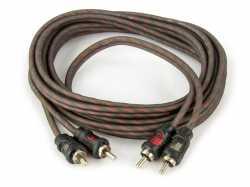 Aura RCA-0220 межблочный кабель RCA 2м