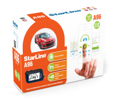 StarLine A96 2CAN+2LIN GSM автосигнализация с автозапуском