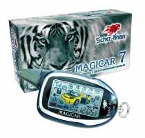 Scher-Khan Magicar 7 автосигнализация с автозапуском