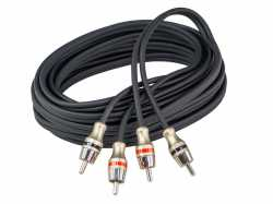 Aura RCA-B250MKII межблочный кабель RCA 5м