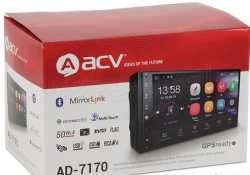 ACV AD-7170 автомагнитола 2 DIN с навигацией