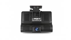 КАРКАМ D3 видеорегистратор 3 камеры