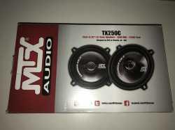 MTX TX250C коаксиальная акустика 13 см