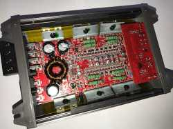 MTX TX2450 Усилитель 4-канальный