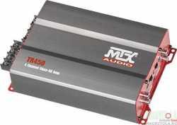 MTX TR450 Усилитель 4-канальный