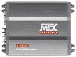 MTX TX2275 Усилитель 2-канальный