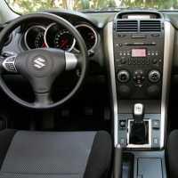 Incar 95-7953 рамка автомагнитолы для Suzuki Grand Vitara 2006-2015