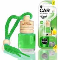 Aroma Car ароматизатор Wood (6 ml) Lemon